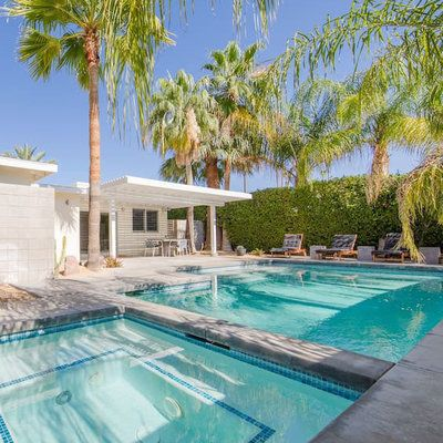 Private Mid-Century Oasis (Airbnb Palm Springs)