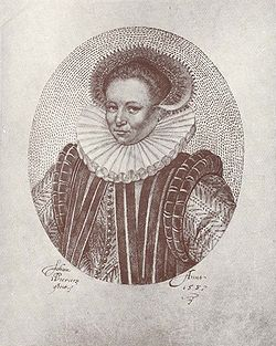Anna van Nassau (Breda, 5 november 1563 – Franeker, 13 juni 1588) was de tweede dochter van Willem van Oranje uit diens tweede huwelijk met Anna van Saksen.