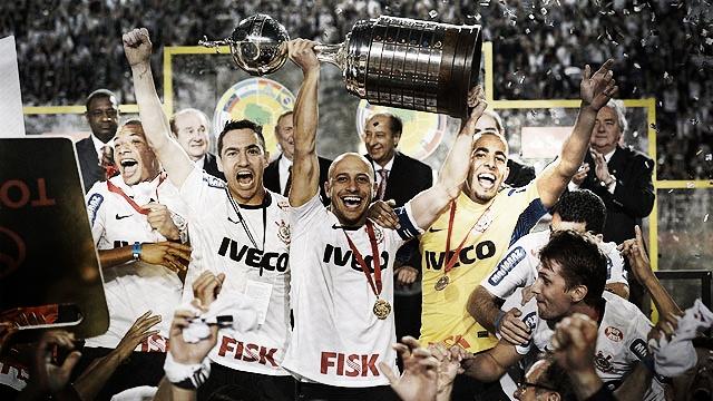 Copa Libertadores da América 2012.