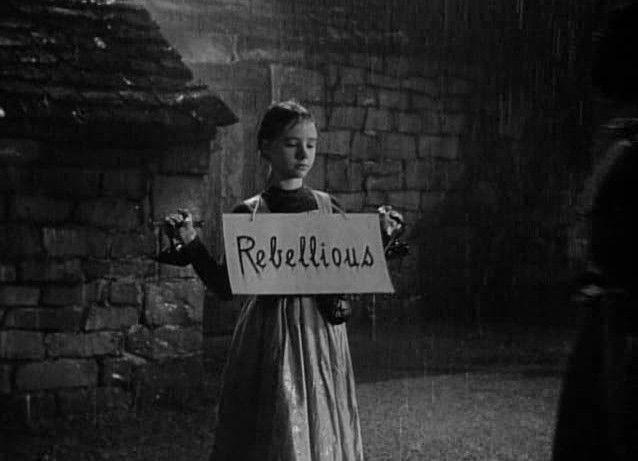 Peggy Ann Garner in Jane Eyre 1943