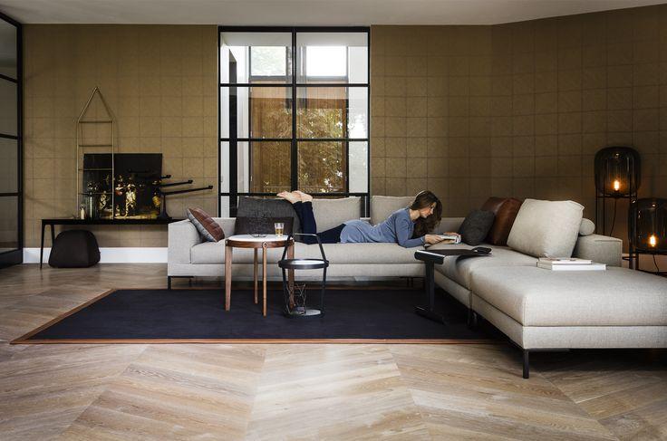Aikon Lounge | DesignOnStock #Fabric #dutchdesign #DOS #Naturel #201605