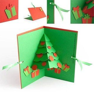 Christmas cards. Visit nipiorama.blogspot.com for pattern.
