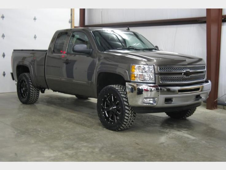 chevy 2012 silverado lifted - Google Search