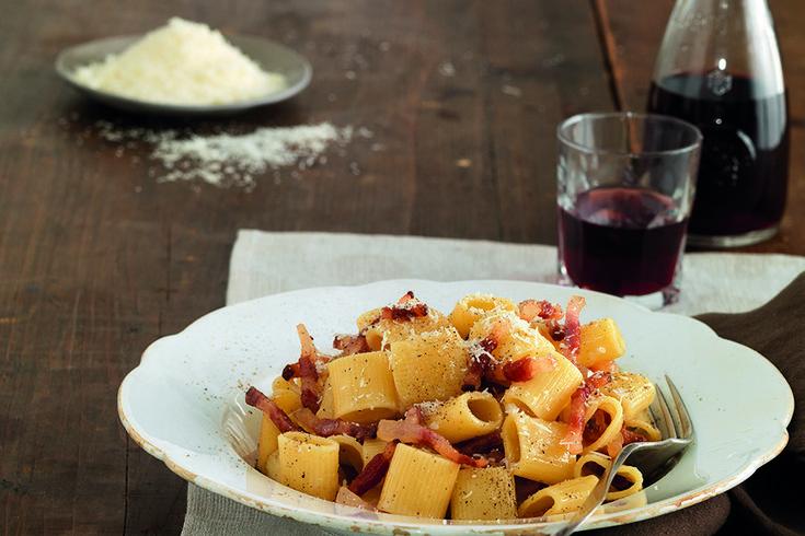 Ricetta Pasta alla gricia, amatriciana bianca - La Cucina Italiana: ricette, news, chef, storie in cucina