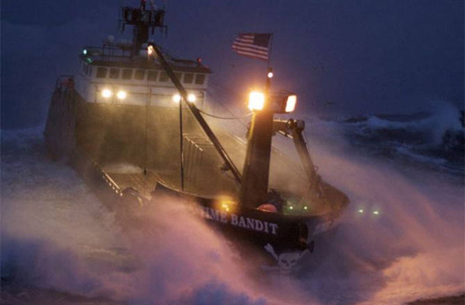 'Deadliest Catch' Fishing Boats to Ride Out Killer Storm : Discovery News