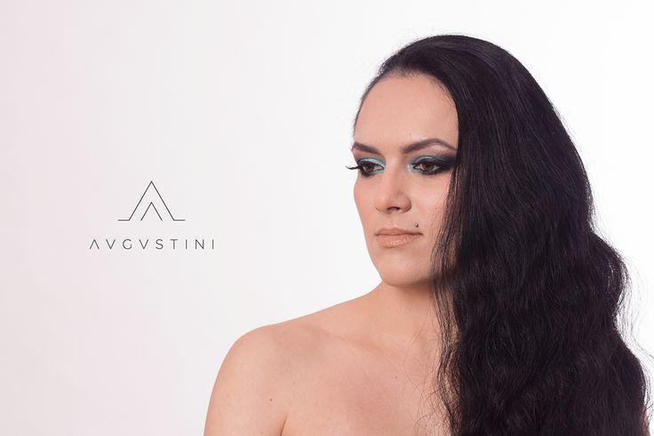 #color #makeup #bridal #brunette #noedit
