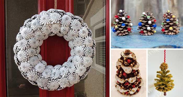 V dnešnej zbierke jednoduchých, ale kreatívnych vianočných ozdôb sa môžete inšpirovať úžasnými nápadmi, ktoré môžete využiť pri vianočných výzdobách takmer zadarmo. Hlavným predmetom týchto inšpirácií sú šišky, ktoré nie je problém...
