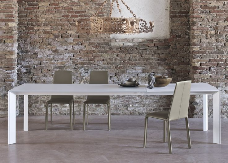 bontempi genio extending dining table from dimensions l140cm190cm
