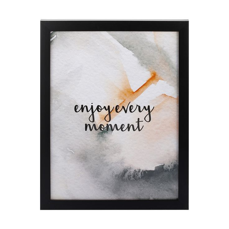 Every Moment Print | Kmart