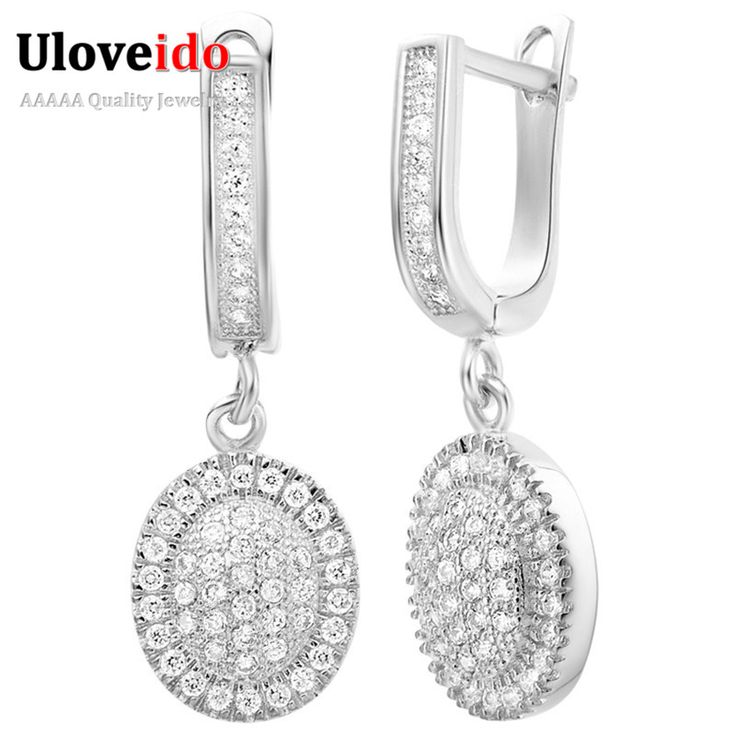 Find More Drop Earrings Information about Brinco de strass Long Earrings for Women,925 Sterling Silver Earrings,brincos de prata,,Vintage Woman Silver Long Earrings R250,High Quality earrings panda,China earrings brand Suppliers, Cheap earring set from Ulovestore Fashion Jewelry on Aliexpress.com