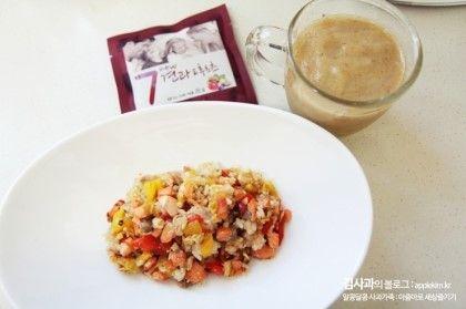 연어요리 : 맛있는 연어 볶음밥 황금레시피 : 네이버 블로그