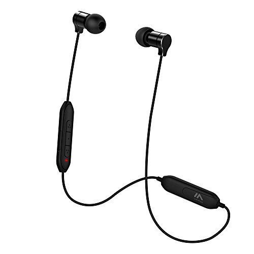 [VFAD] Bluetooth Headsets,Bluetooth V4.2 Wireless Sports EarBuds Sweatproof Stereo Earphones in Ear With Mic Headset Noise Cancelling Headphones (Black)  http://topcellulardeals.com/product/vfad-bluetooth-headsetsbluetooth-v4-2-wireless-sports-earbuds-sweatproof-stereo-earphones-in-ear-with-mic-headset-noise-cancelling-headphones/?attribute_pa_color=black  COMFORTABLE FIT: With ergonomic design and soft silicone ear hook, this in-ear Bluetooth headphone fits perfectly even fo
