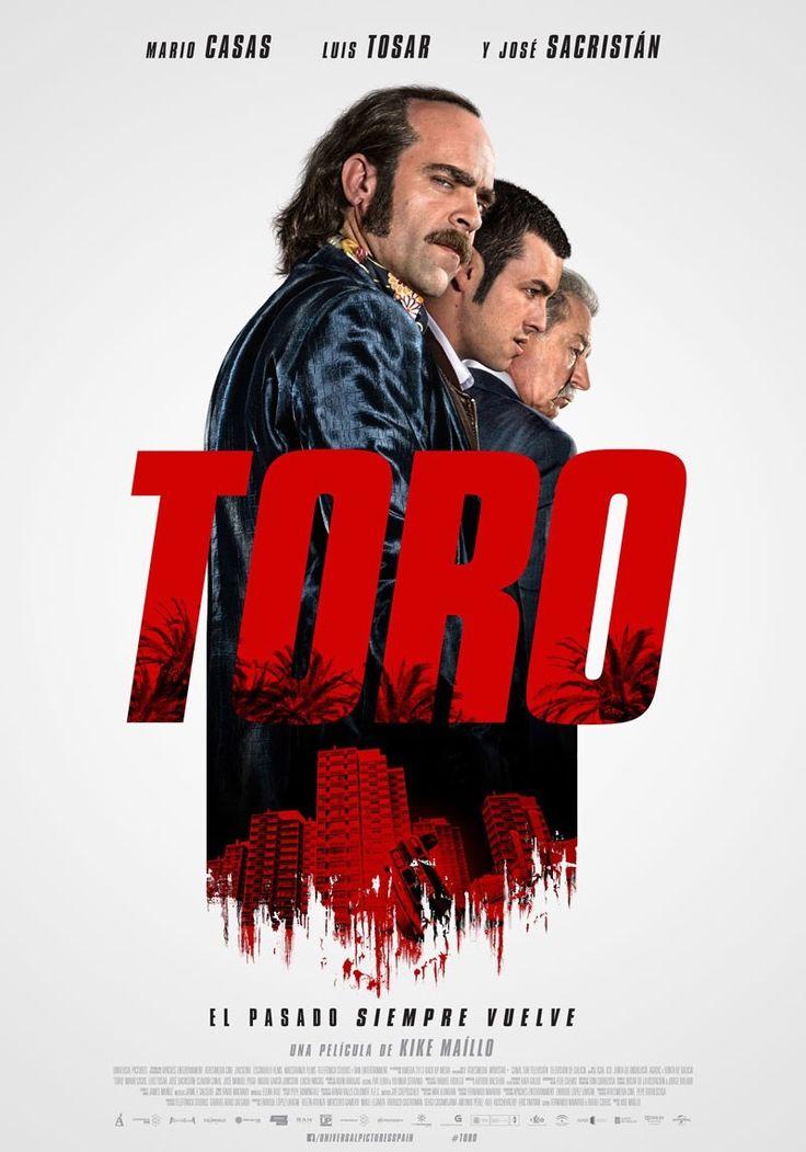 """""""Toro"""" (Kike Maíllo, 2016) con Mario Casas, Luis Tosar y José Sacristán."""