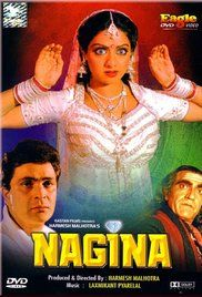 Nagina Full Movie Rishi Kapoor And Sridevi. Rajiv comes from a very wealthy family, and lives in a palatial home with his mother, who would like him to get married to a beautiful young woman named Vijaya Singh, the only daughter of ...
