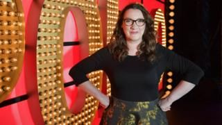 Twitter #joinin campaign by comic Sarah Millican helps lonely - BBC News