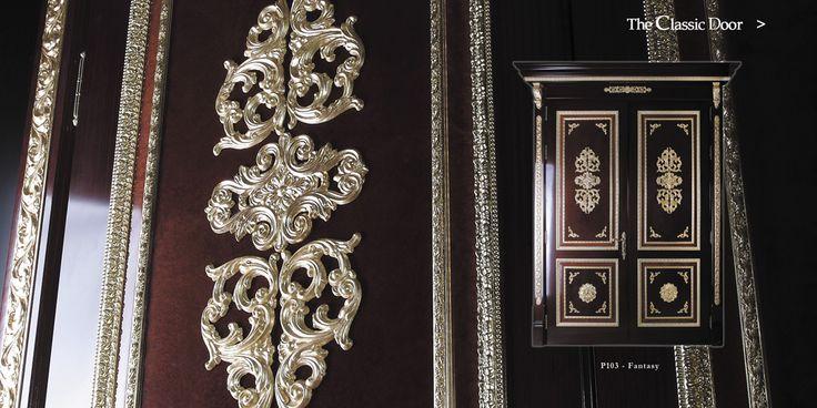 luxury door xenia decorazioni