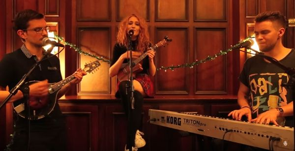 "Watch Janet Devlin Perform ""Happy Holidays"" at the YouTube Space NYC - http://www.okgoodrecords.com/blog/2016/12/22/watch-janet-devlin-perform-happy-holidays-at-the-youtube-space-nyc/ - On her last visit to New York City, singer-songwriter Janet Devlin stopped by the YouTube Space to record some live performance videos. The songstress performed one of our favorite holiday songs, ""Happy Holidays,"" from her 2015 Christmas EP 'December Daze.' Watch the fu"