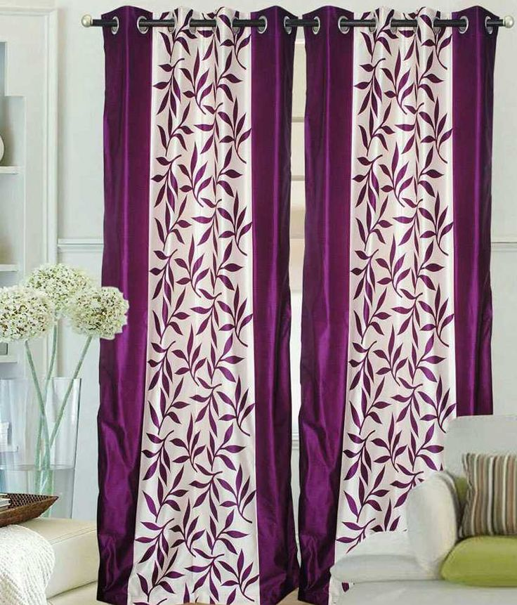 Sai Arpan Purple Contemporary Polyester Curtain Buy 1 Get 1 Free, http://www.snapdeal.com/product/sai-arpan-purple-contemporary-polyester/1089457890
