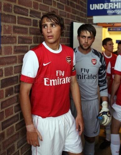 Ignasi Miquel - Arsenal