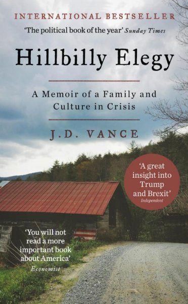 """Buch Nummer 3 auf Gates' Sommer-Lese-Liste: eine autobiographische Erinnerung an eine Kindheit in den Appalachen. Das Buch liefere """"Eindrücke in  die komplexen kulturellen und familiären Hintergründe von Armut """", schreibt der Milliardär, die er selbst nie kennengelernt habe. """"Die wirkliche Magie liegt allerdings in der Geschichte selbst und im Mut des Autors, diese zu erzählen.""""      J.D. Vance    Hillbilly Elegy: A Memoir of a Family and Culture in Crisis  William C..."""