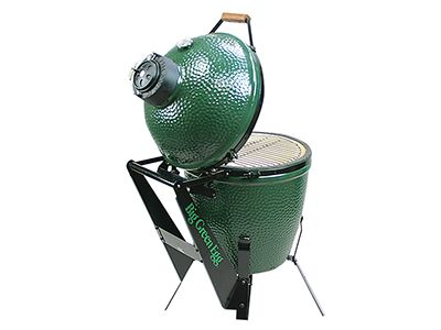 Big Green Egg Medium Nest with Casters and Handler
