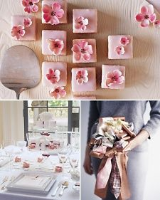 Bridal showers bring together friends to celebrate a special occasion, and we've got everything you need to make it a success. Whether you're serving appetizers or just a few sweets, our recipes will impress your bridal shower guests. Set the perfect backdrop with our simple bridal-shower decorating ideas, too.