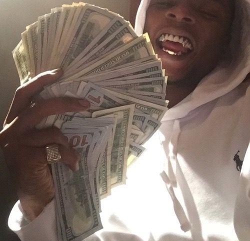 black thugs money