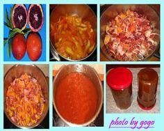 Πειραγμένες Συνταγές: Μαρμελάδα πορτοκάλι σαγκουίνι