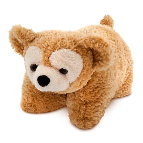 Duffy the Disney Bear Plush Pillow