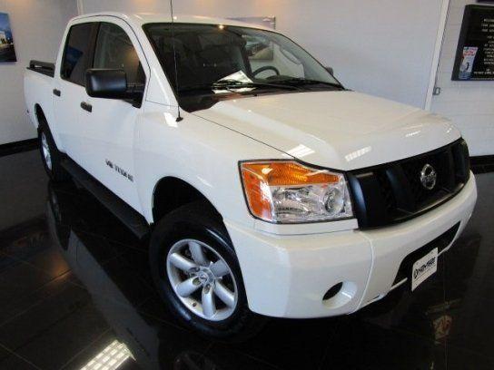 Cars for Sale: 2011 Nissan Titan SV in Sauk City, WI 53583: Truck Details - 403339975 - Autotrader