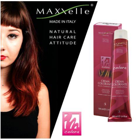La linea Colora con oltre 80 nuance è nata per soddisfare le moderne esigenze di ogni acconciatore e i gusti del cliente.  La sua potenza? La #Cheratina: principio attivo che penetra all'interno delle cuticole ricostruendo il capello.  Un vero trattamento di bellezza che non vi costringerà più a scegliere tra la colorazione o il benessere del #capello. #MAXXelle #hair #capelli #MadeinItaly #hairfashion #colorazione #LineaColora