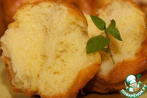 Классическая бриошь - кулинарный рецепт