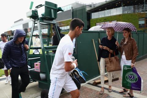 Wimbledon 2016: Novak Djokovic to open defence against James Ward