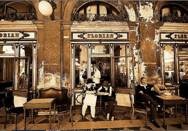 From fancy Art Deco to one of Amsterdam's oldest brown cafes here are 15 of the best historic cafes in Europe: