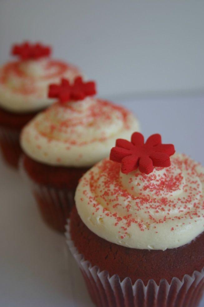 Red Velvet Nederlands recept. met Vanille Roomkaas Frosting - Cupcakes & Muffins