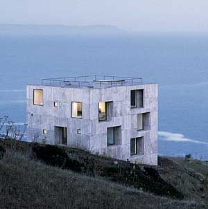 Casa Poli by Pezo von Ellrichshausen Architects - Record Houses 2007 - Architectural Record