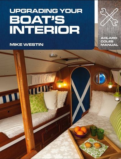 In this series of highly practical, step-by-step photographic manuals, <I>Upgrading Your Boat's<br/>Interior</I> shows boatowners how to improve their boat's living space in terms of comfort, functionality and convenience. <br/><br/>After just a few years, cabins can all too often look tired, outdated and in desperate need of renovation. But it needn't cost the earth or even require the skills of an expert to revamp them. This book will help owners to regain a little of that 'new-boat' ...