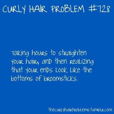 o curly hair.. curly-hair-problems