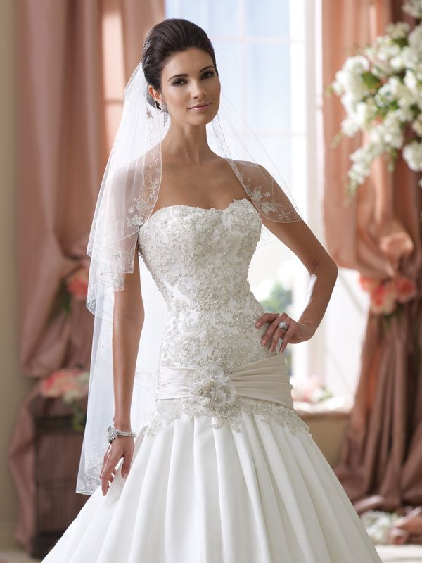 Style No. 114288  »  David Tutera for Mon Cheri  »  wedding dresses 2013 and bridal gowns 2014