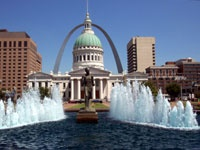 Long known as the Gateway to the West, St. Louis has been an important city in the Midwest since its founding in1794.