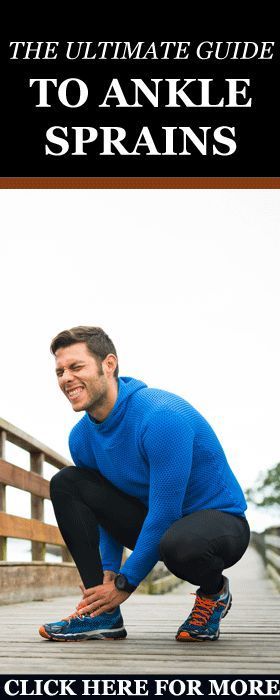 Runners with an ankle injury are sentenced to take a break from training and spend the upcoming days—even weeks. Nevertheless, the good news is, with the right management, a runner can soon be back to running strong again.  Here is the complete runners' guide for treating and preventing ankle sprains. http://www.runnersblueprint.com/complete-runners-guide-for-treating-preventing-ankle-sprains/ #Ankle #Sprains #Running #Injury