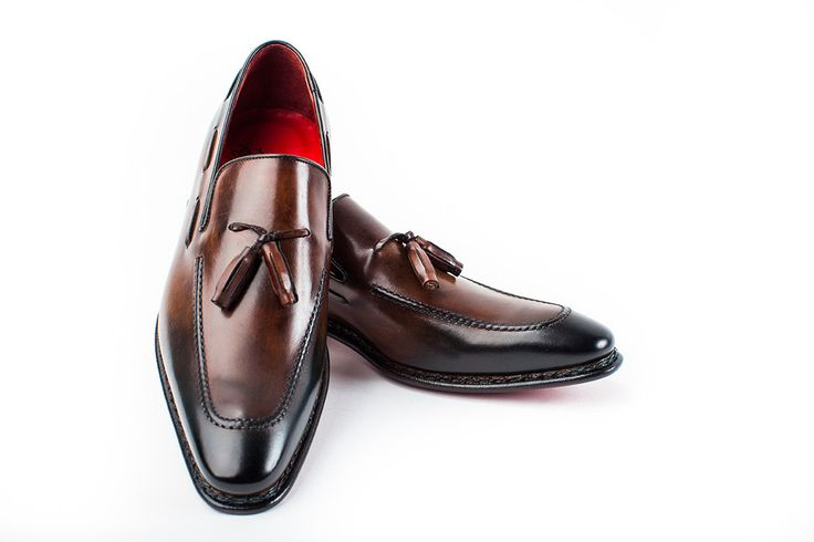 David August Hand-Crafted Italian Leather Shoes  #leathershoes #dresshoes #mensshoes