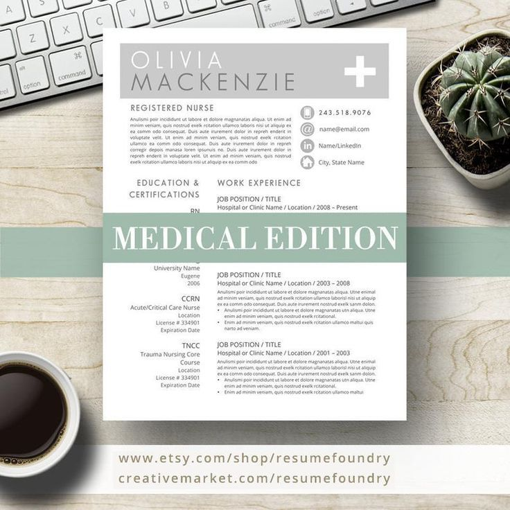 Nursing resume template cv for nursing student nurse