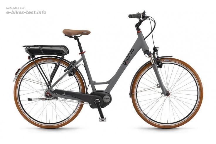 Das Sinus Ebike BC50f Einrohr 500Wh 26 Zoll 8-G Nexus FL hier auf E-Bikes-Test.info vorgestellt. Weitere Details zu diesem Bike auf unserer Webseite.