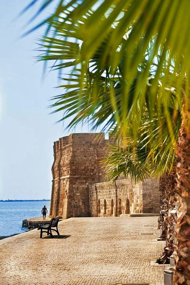 Larnaca Fort, Cyprus