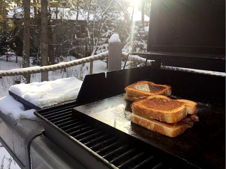 Grilled Cheese | Stone Cooking Like a Pro
