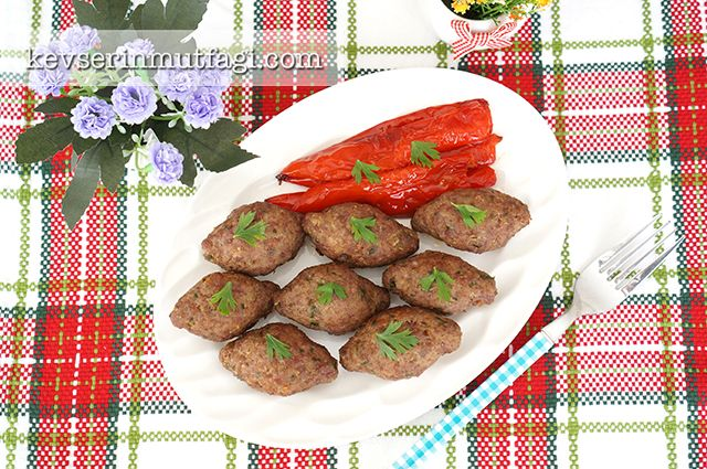 Cyprus Potato Meatballs Recipe