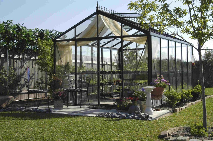 Exaco Royal Victorian Vi 34 Greenhouse 10x15 Cabin