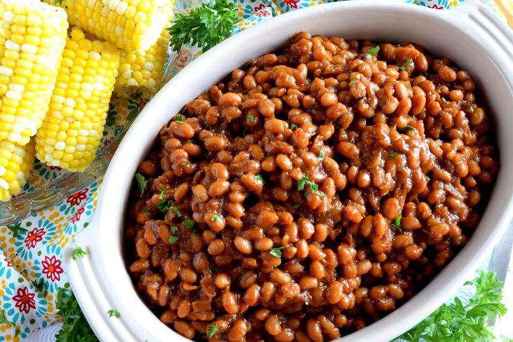 Best 25 Homemade Baked Beans Ideas On Pinterest