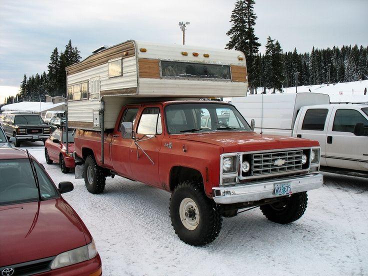 1000 Ideas About Truck Camper On Pinterest Camper